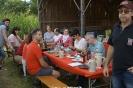 Grillen mit Bamschubsermeisterschaft